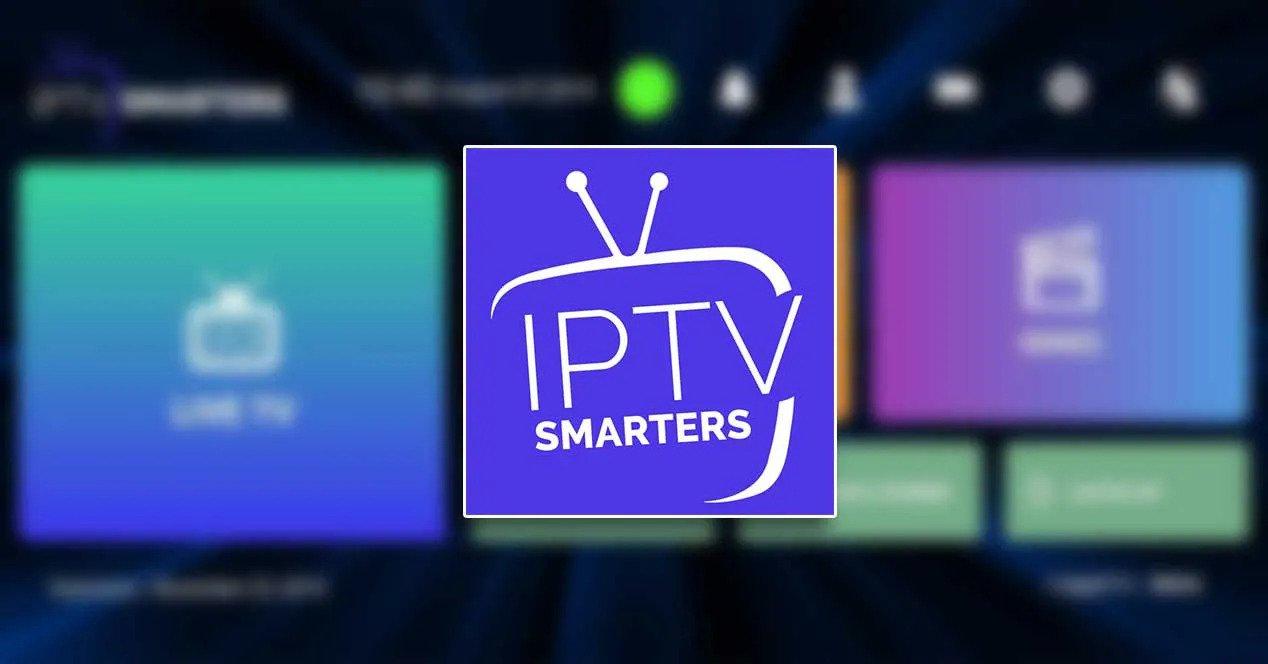 Smarters IPTV PRO Application
